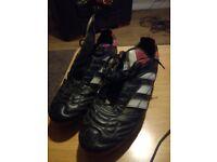 Vintage adidas predator mania boots 1996