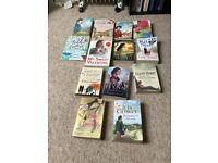 13assorted books