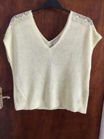 Hello m&s top size 18