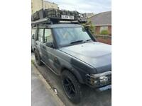 Adventure ready 2004 Land Rover Discovery 2