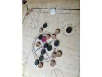 "Original Wood Carrom Board"" or Indian( Finger Snooker) for 2 Players or 2 Teams of players."
