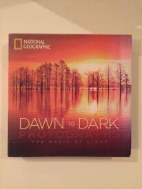 Dawn to Dark photography book - BRAND NEW