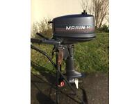 Outboard 4 hp