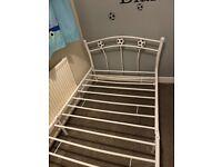 Children's Single Bed frame - Football Theme