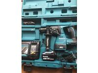 Makita sds brushless 18v