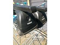Bmw roof bars 1 or 3 series Thule