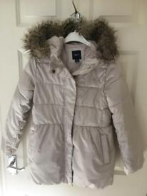 Girls winter coat, Gap, age 8- 9 years