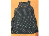 Maternity vest top size M