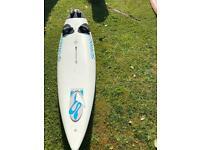 Seatrend World Cup edition slalom windsurf board