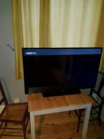 "Samsung UE40H4200AW - 40"" LED TV - 720p 1366 x 768 - black"