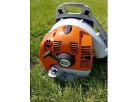 stihl br 430 back pack blower 2016 *VERY CLEAN