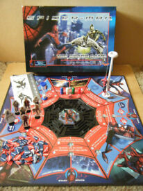 (SPIDER MAN)The board game. Excellent condition and Complete.