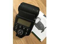 Canon speedlite 430ex ii flash unit
