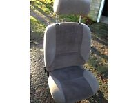 Ford Fiesta Mk2 Front Seats