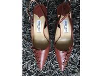 Jimmy Choo kitten heels