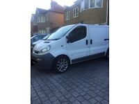 "Vauxhall Vivaro 1.9 DTI with 19"" Alloy Wheels"