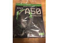 Astro Gaming A50 Wireless Headset (Xbox One / PC / Mac) - Box / Unused