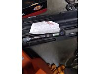 Snap on 3/8 torque wrench