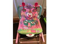 Fisher price rocker newborn to toddler