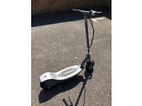 Razor electric scooter as good as new
