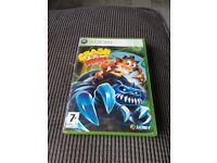 Xbox 360, crash of the titans.
