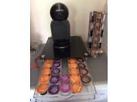 Nescafe Dolce Gusto Coffee Machine and Accessories