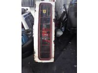 Mk 1 Ford Transit Front Grill And Slam panel