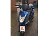 Kymco Agility 125cc £560 ONO