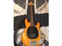 Sterling 34 music man bass, perfect condition