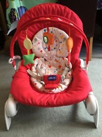 Chicco hoopla baby bouncer chair