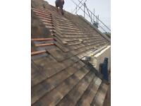 Roofers labourer wanted.