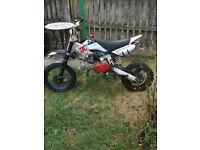 Pit bike YX140cc