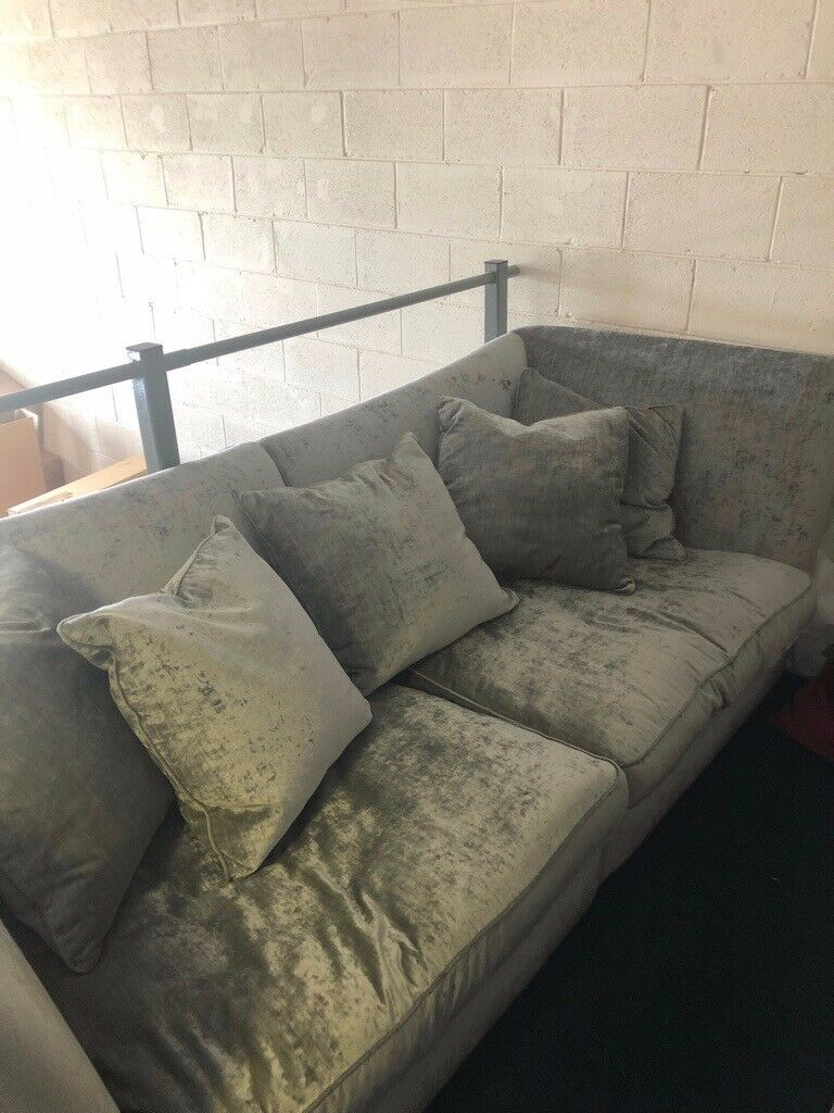 Super Large 4 Seater Sofa For Sale Used In Liverpool Merseyside Gumtree Pdpeps Interior Chair Design Pdpepsorg