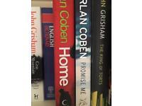 Harlan Coben novels / books