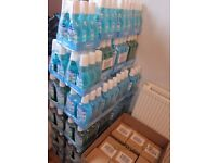 WHOLESALE JOBLOT CAR BOOT Over £1,200 Wisdom products. Toothpaste, toothbrushes, mouthwash and more
