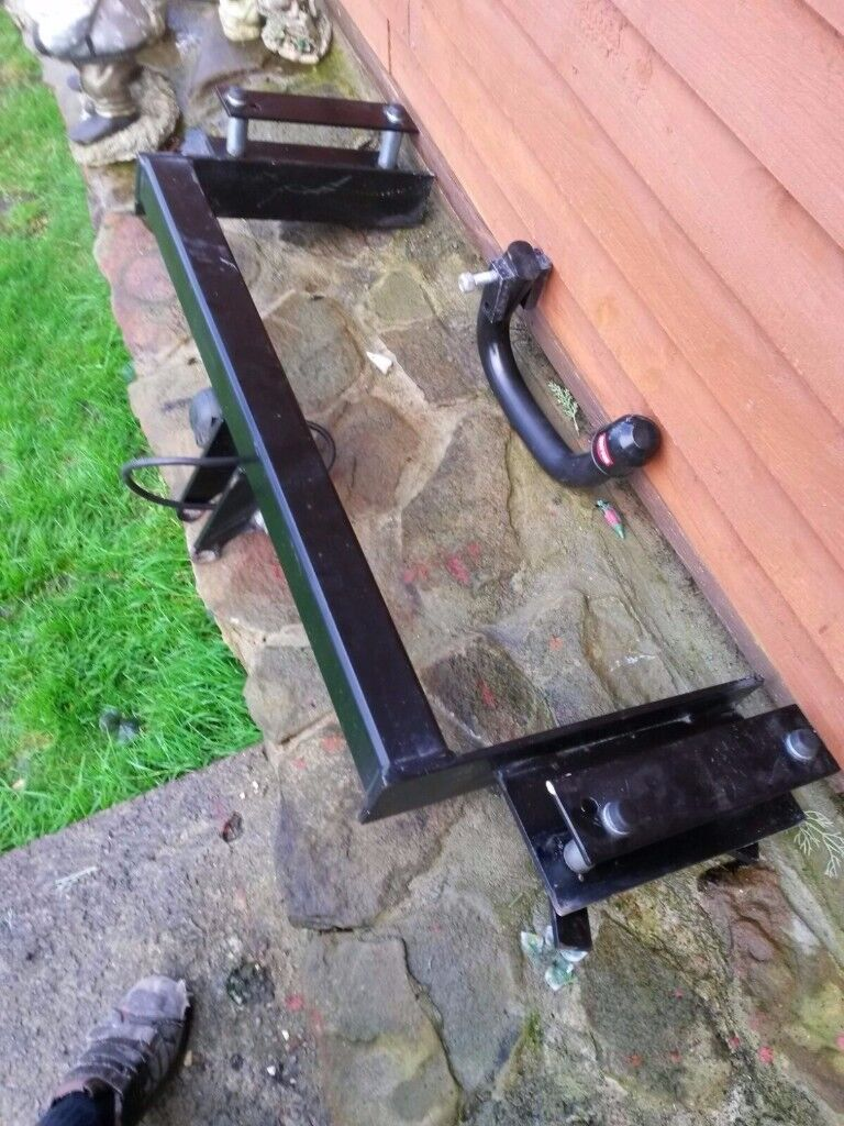 Tow bar for vectra c 2002 -2008