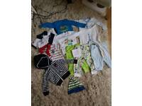 Boys baby clothes 6 -9 months