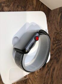 Apple Watch Series 3 42MM - GPS & Cellular - Simfree - Brand New & Receipt