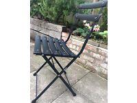 Folding chairs EMU