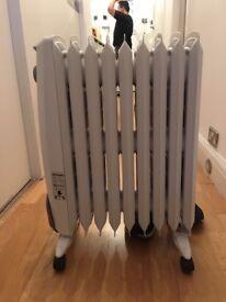 Powerful heater