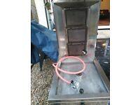 kebab doner machine LPG