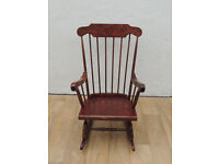 Country rocking chair (Delivery)
