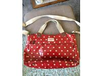 Cath Kidston Changing Bag/Laptop Bag