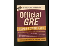 Official GRE Super Power Pack 3rd Edition