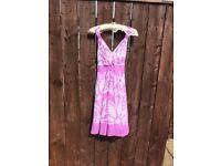 Pretty size 10 dress