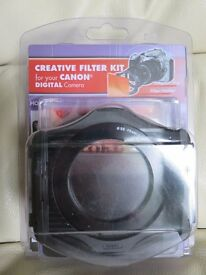 New Canon Filter Kit 58mm - Camera & Photo