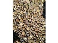Free gravel, two types