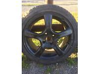 """16"""" alloys 4x100 4stud nova Corsa Astra cavalier c20xe c20let b204"""