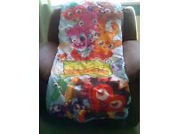 Moshi monster sleeping bag