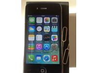 iPhone 4 black 16gb UNLOCKED